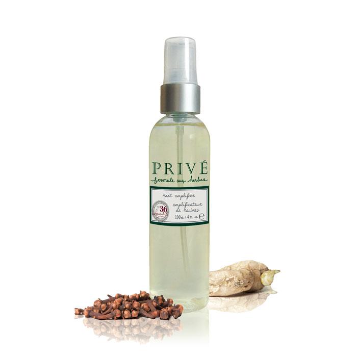 Prive Спрей для создания прикорневого объема волос, 100 млPRV4912800Спрей Prive обеспечивает невесомый объём тонким и редеющим волосам. Прекрасно приподнимает корни волос. Отлично подходит для горячей укладки волос. Экстракт килайи, розмарина и смесь трав способствуют созданию объёма у корней волос, придавая причёске глубокий блеск и мягкую фиксацию. Характеристики: Объем: 100 мл. Артикул: PRV4912800. Производитель: США. Товар сертифицирован.