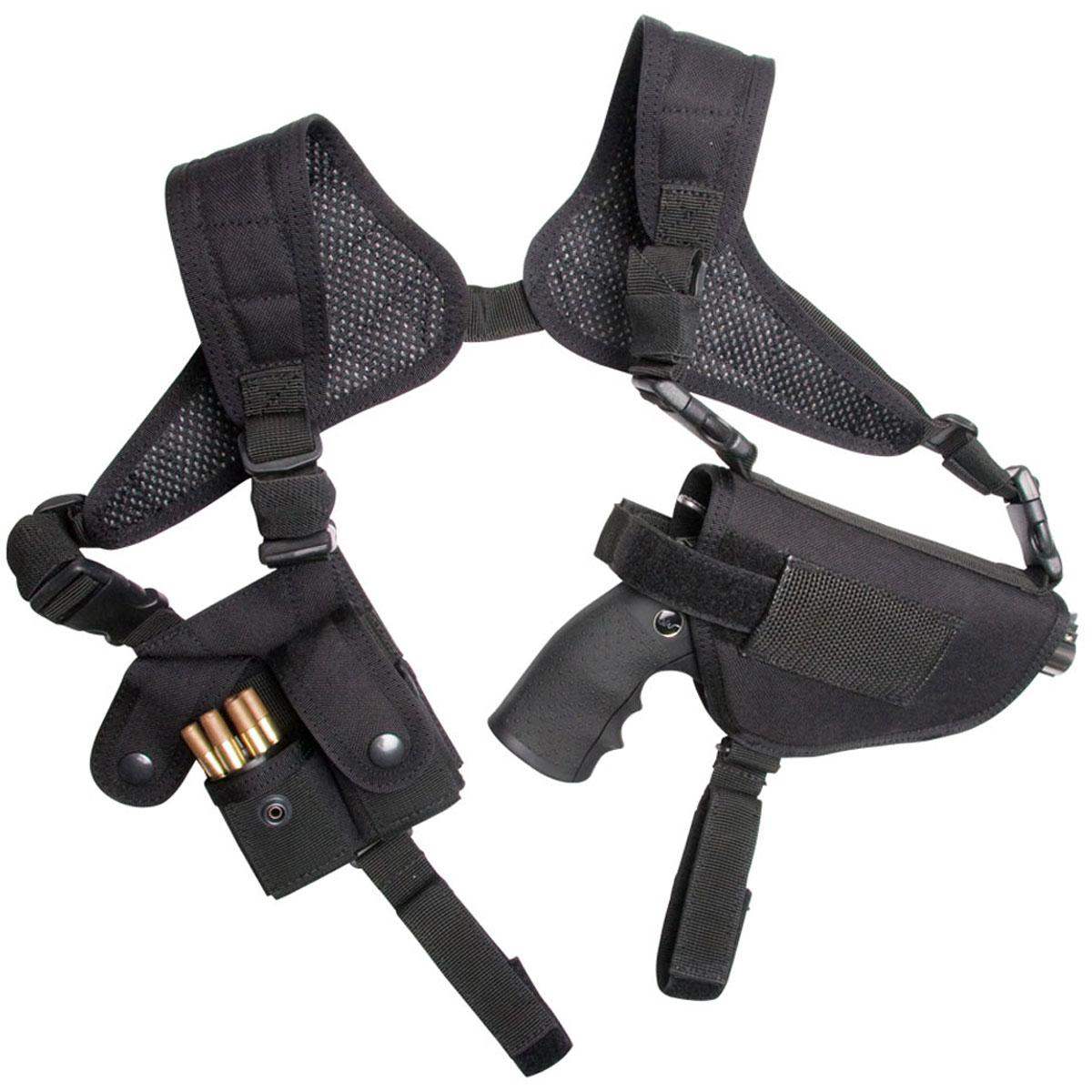 Кобура ASG оперативная для револьверов Dan Wesson, цвет: Black (16494)