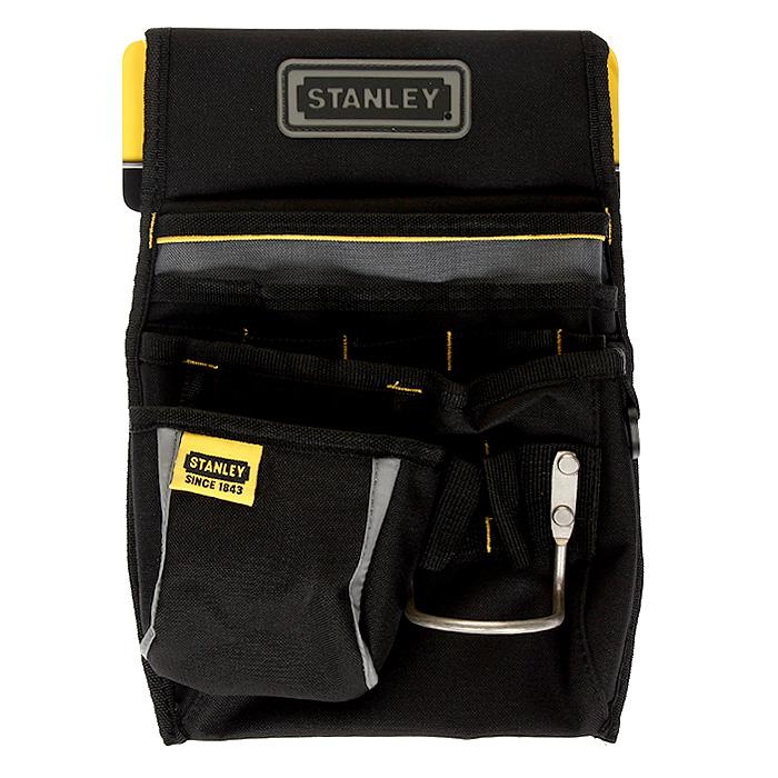 "Сумка поясная для инструмента Stanley ""Basic Stanley Tool Pouch"", цвет: черный 1-96-181"