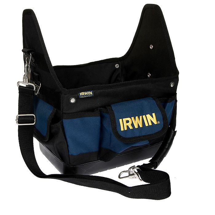"Сумка для инструментов Irwin ""Pro"", цвет: синий, 35 см х 22 см х 40 см"