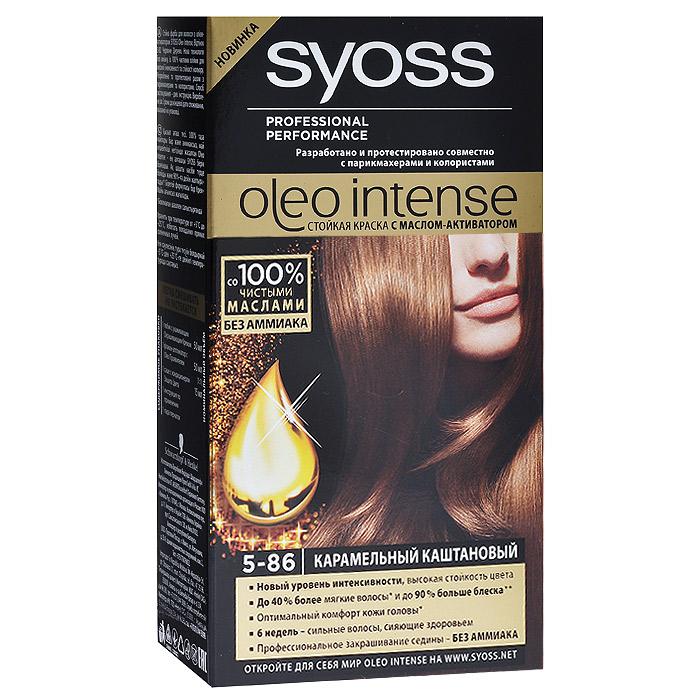 "Syoss ������ ��� ����� ""Oleo Intense"", 5-86. ����������� ����������"