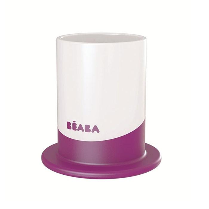 Пластиковый стакан Beaba Ellipse, цвет: белый, розовый913272Пластиковый стакан Beaba Ellipse выполнен из безопасных материалов (не содержат бисфенол А). Эргономичная форма удобна для держания маленькими детскими ручками. Дно снабжено прорезиненным кольцом, исключающим скольжение стакана по поверхности стола. Его можно мыть в посудомоечной машине.