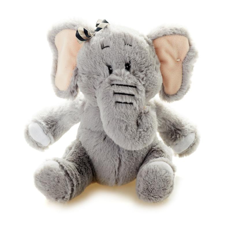Мягкая игрушка Maxi Toys Слон Бэби, цвет: серый, 15 смTS-A6520-15Очаровательная мягкая игрушка Слон Бэби, выполненная в виде маленького слонёнка серого цвета, вызовет умиление и улыбку у каждого, кто ее увидит. Удивительно мягкая игрушка принесет радость и подарит своему обладателю мгновения нежных объятий и приятных воспоминаний. Она выполнена из высококачественного искусственного меха с набивкой из гипоаллергенного синтепона. Великолепное качество исполнения делают эту игрушку чудесным подарком к любому празднику.