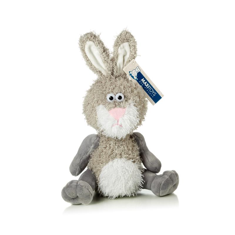 Мягкая игрушка Зайчик Кудряш, цвет: серый, 34 смMT-B120910-34Очаровательная мягкая игрушка Зайчик Кудряш, выполненная в виде забавного зайца серого цвета, вызовет умиление и улыбку у каждого, кто ее увидит. Уши зайца имеют гибкие металлические вставки. Игрушка изготовлена из пушистого, приятного на ощупь искусственного меха с наполнителем из гипоаллергенного полиэфирного волокна. Удивительно мягкая игрушка принесет радость и подарит своему обладателю мгновения нежных объятий и приятных воспоминаний. Великолепное качество исполнения делают эту игрушку чудесным подарком к любому празднику.