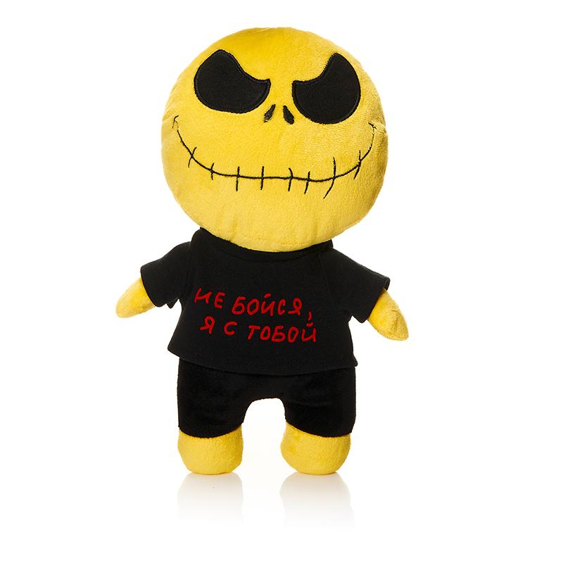 Maxi Toys Мягкая кукла Смайл Не бойся, я с тобой