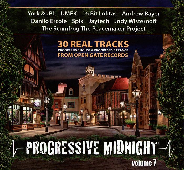 Progressive Midnight Volume 7 (3 CD) 2013 3 Audio CD
