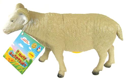 """1TOY Фигурка """"В мире животных: Домашнее животное с фермы"""" Т50540"""