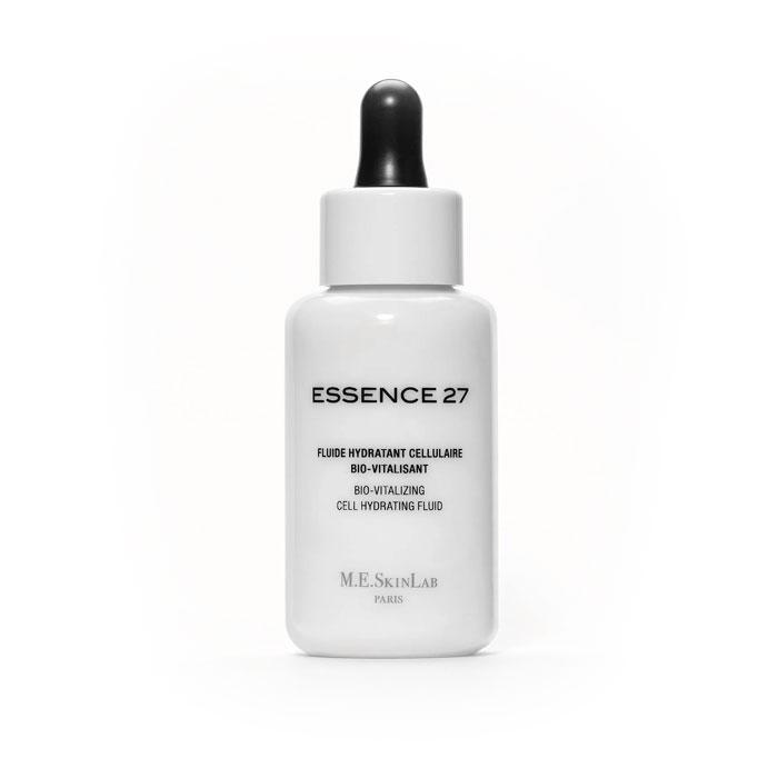 Cosmetics 27 Био-оживляющяя сыворотка Essence 27 для лица, увлажняющая, 50 млCM27004Сыворотка Essence 27 – увлажняющее средство и активизатор клеточной энергии. Тщательно и интенсивно увлажняет кожу и стимулирует клеточную активность, смягчая раздраженную кожу. Гиалуроновый комплекс, акваксил, комплекс двух сахаров удерживают воду и обеспечивают поддержание уровня увлажненности кожи. Аспартат лизина, входящий в состав сыворотки, стимулирует клеточный обмен. Экстракт центеллы азиатской оказывает смягчающее и восстанавливающее действие. Марганец обладает антиоксидантным действием. Витамин C борется со свободными радикалами. Дистиллят салата-латука и мяты успокаивают и смягчают. Сыворотка подходит для всех типов кожи. Рекомендована для сухой, тусклой, зрелой, поврежденной и чувствительной кожи, в том числе для кожи после эстетических операций. Результат: кожа интенсивно и постоянно увлажняется, заряжается жизненной энергией, выглядит более подтянутой, упругой, тонизированной. Тон кожи более яркий, сияющий. Морщины разглаживаются. Чувствительная,...