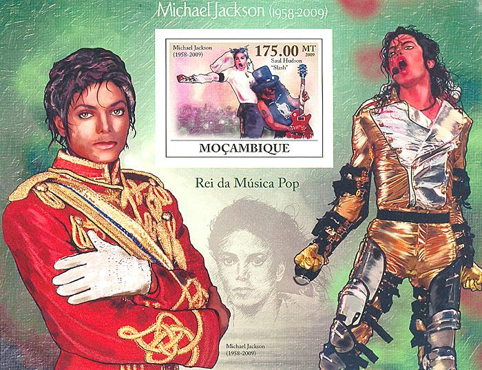 Почтовый блок без зубцов Майкл Джексон. Мозамбик. 2009 годL2070 EПочтовый блок без зубцов Майкл Джексон. Мозамбик. 2009 год. Размер 14,6 х 11,4 см. Сохранность хорошая.