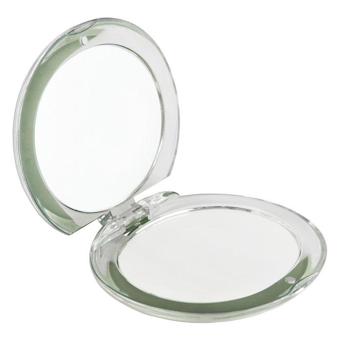 Beiron Зеркало косметическое. 530-036530-036Зеркало косметическое Beiron компактное, складное, двустороннее в пластиковой оправе. Одно из зеркал с 3-х кратным увеличением.