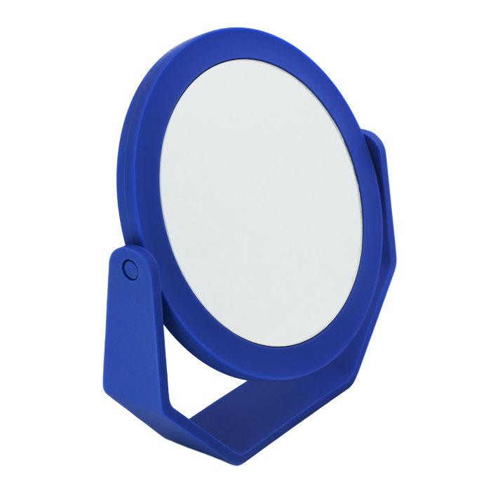 Beiron Зеркало косметическое, настольное, двустороннее. 530-1131530-1131Косметическое зеркало Beiron в пластиковой оправе идеально подходит для утреннего туалета и макияжа, где бы вы ни были. С одной стороны обычное зеркало, с другой - с 2-х кратным увеличением. Характеристики: Материал: пластик, стекло. Диаметр зеркала: 12,5 см. Размер корпуса: 17 см х 4 см х 18,5 см. Артикул: 530-1131. Производитель: КНР. Товар сертифицирован.