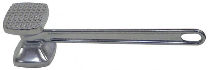 Молоток для мяса Regent Inox Presto, алюминиевый. 93-AC-PR-0693-AC-PR-06Молоток для мяса Regent Inox Presto поможет вам без труда отбить мясо и приготовить его мягким, сочным и вкусным. Рабочая поверхность, выполненная из аллюминия, имеет две стороны: с гладкой поверхностью и с мелкими зубцами. На ручке молотка имеется специальное отверстие, за которое Вы можете подвесить его в удобное для вас место.