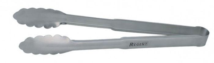 Щипцы универсальные Regent Inox Presto93-AC-TN-04Щипцы Presto идеально подойдут для того, чтобы аккуратно разложить порции приготовленной пищи по тарелкам. Щипцы изготовлены из высококачественной нержавеющей стали. Такие щипцы станут незаменимым аксессуаром на вашей кухне.