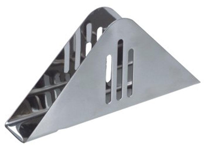 Подставка для салфеток Desco93-DE-ZU-07Подставка для салфеток Linea Desco, выполненная из экологически чистой пищевой стали с зеркальной полировкой, прекрасно подойдет для вашей кухни. Оригинальность оформления придется по вкусу и ценителям классики, и тем, кто предпочитает утонченность и изысканность. Подставка для салфеток Linea Desco отличается устойчивостью и простотой в использовании. Характеристики: Материал: нержавеющая сталь. Размер: 16,5 см х 11 см х 11 см. Ширина подставки: 3 см. Размер упаковки: 17 см х 7,5 см х 3,5 см. Производитель: Италия. Артикул: 93-DE-ZU-07.