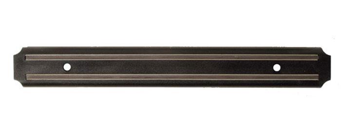 Магнитный держатель Regent Inox, 33 см93-BL-JH1Магнитный держатель Regent Inox - это удобное приспособление, которое обязательно пригодится хозяйке на кухне. Держатель предотвратит контакт ножей друг с другом и остальными столовыми приборами, что позволит ножам дольше оставаться острыми и пригодными для любых нагрузок. Аксессуар легко прикручивается к стене при помощи двух шурупов.