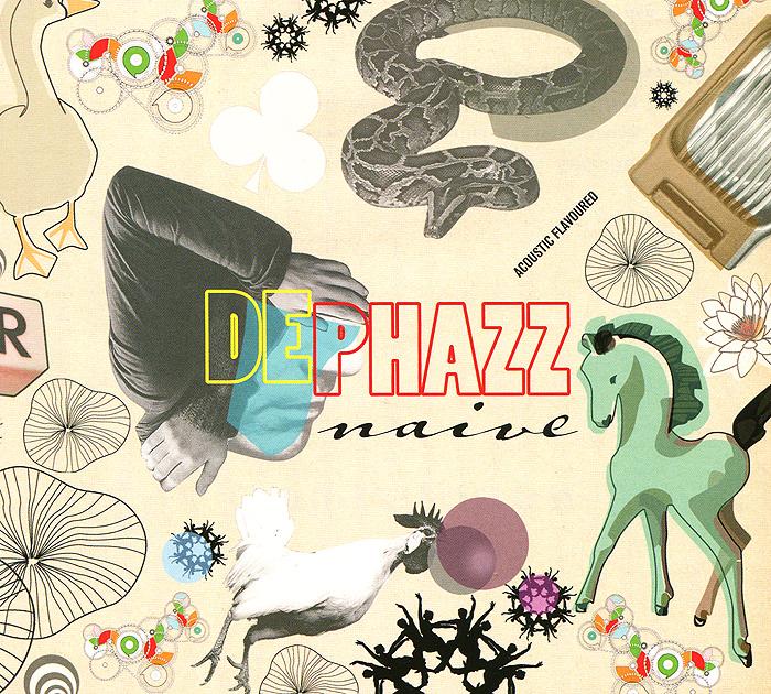De-Phazz. Naive 2013 Audio CD