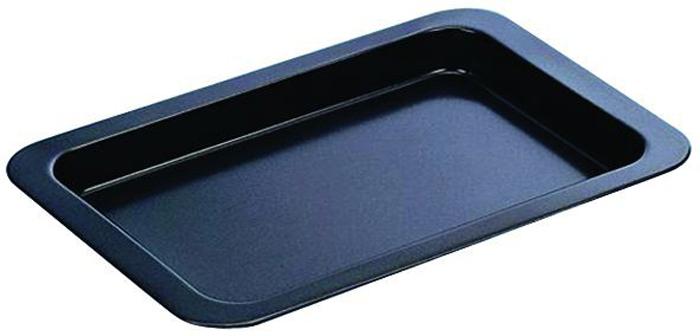 Противень Regent Inox Easy, с антипригарным покрытием, 38 x 27 x 4,8 см93-CS-EA-2-02Равномерно и быстро прогревается, что способствует лучшему пропеканию пищи. Легко чистить и извлекать выпечку из формы. Подходит для использования в духовке с максимальной температурой 250 °С. Смазывайте внутреннюю поверхность формы небольшим количеством масла перед каждым использованием. Чтобы избежать повреждений антипригарного покрытия, не используйте металлические или острые кухонные принадлежности.