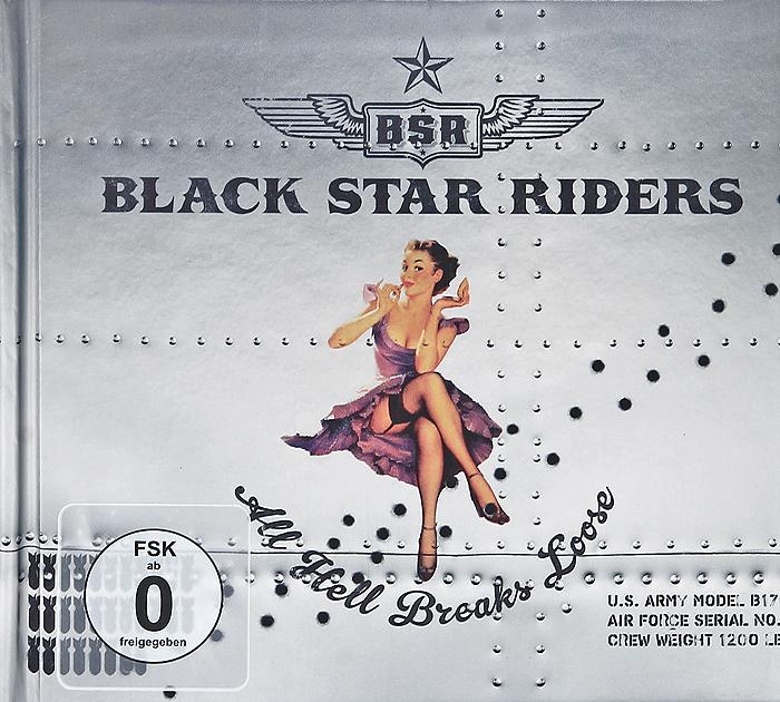 Black Star Riders. All Hell Breaks Loose (CD + DVD)