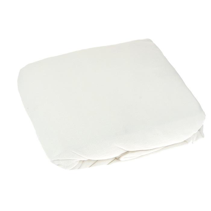 Простыня на резинке Tete-a-Tete, фланелевая, цвет: кремовый, 200 х 200 смТ-ПР-Ф-04-02Фланелевая простыня Tete-a-Tete изготовлена из 100% хлопка высокого качества. Натуральный, экологически чистый материал обеспечивает высокую гигиеничность изделия. Фланель является теплосберегающим, мягким и приятным на ощупь материалом. Наличие резинки позволяет легко зафиксировать простыню на матрасе. Она не сминается и не комкуется во время сна, сколько бы вы не ворочались во сне. Простыня на резинке сделает ваш сон более удобным. Если простыня немного больше кровати, с помощью резинки ее можно подогнать под размер кровати, учитывая толщину матраса. Также ее можно использовать в качестве наматрасника.