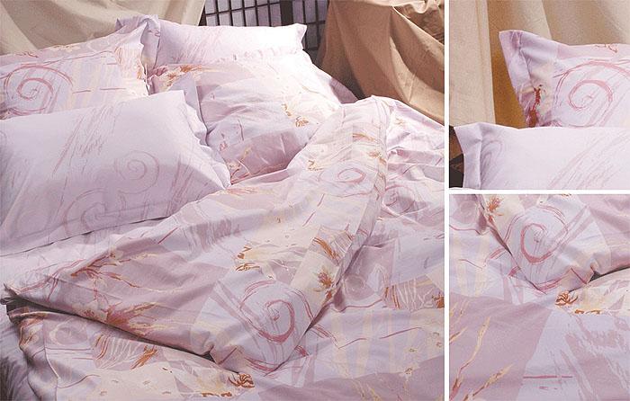 Комплект белья Tete-a-Tete Ностальжи, евро, 4 наволочки 50х70, 70х70, цвет: розовый. Т-1238-01ИТ-1238-01И_мини-евроКомплект постельного белья Tete-a-Tete Ностальжи, изготовленный из сатина, поможет вам расслабиться и подарит спокойный сон. Постельное белье имеет изысканный внешний вид и обладает яркостью и сочностью цвета. Комплект состоит из пододеяльника, простыни и четырех наволочек. Все предметы комплекта цельнокроеные. Благодаря такому комплекту постельного белья вы сможете создать атмосферу уюта и комфорта в вашей спальне. Сатин производится из высших сортов хлопка, а своим блеском, легкостью и на ощупь напоминает шелк. Такая ткань рассчитана на 200 стирок и более. Постельное белье из сатина превращает жаркие летние ночи в прохладные и освежающие, а холодные зимние - в теплые и согревающие. Благодаря натуральному хлопку, комплект постельного белья из сатина приобретает способность пропускать воздух, давая возможность телу дышать. Одно из преимуществ материала в том, что он практически не мнется и ваша спальня всегда будет аккуратной и нарядной. В комплект...