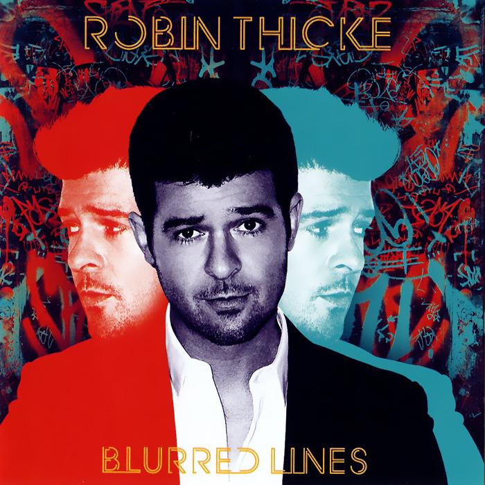 Zakazat.ru Robin Thicke. Blurred Lines