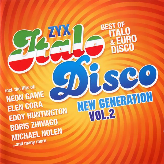 Italo Disco New Generation Vol. 2 (2 CD)