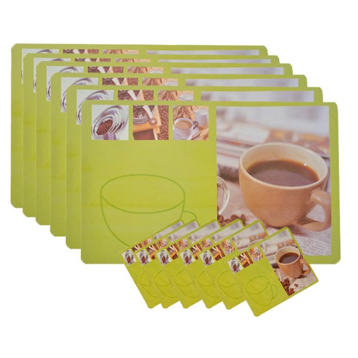 Набор термосалфеток для сервировки стола Loks, 12 штук. P300-300