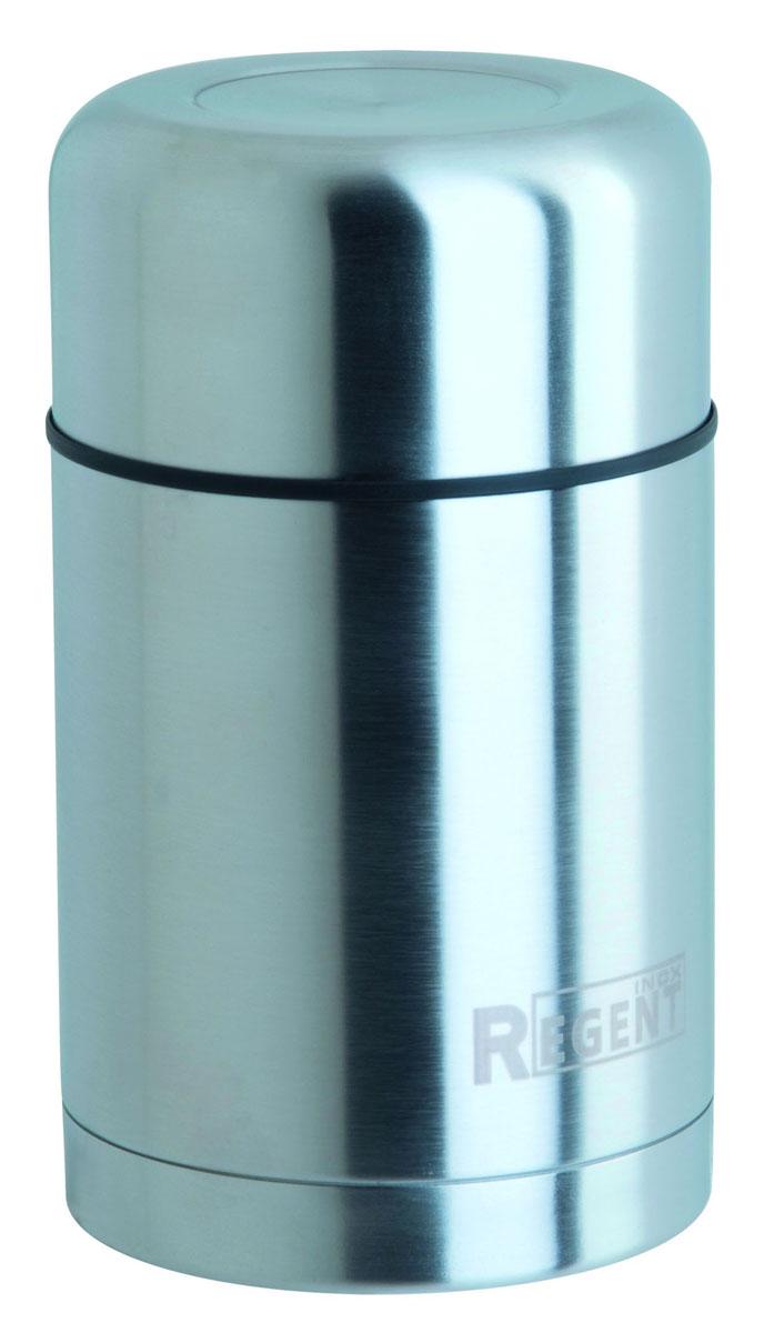 Термос Regent Inox, 1,2 л. 93-TE-S-2-120093-TE-S-2-1200Термос Regent Inox изготовлен из высококачественной пищевой нержавеющей стали с современной технологией теплоизолляции. Высокая надёжность и долговечность. Имеется глубокий вакуум и двойная металлическая колба, способствующая более длительному сохранению тепла. Термос удобен в использовании дома, на даче, в турпоходе и на рыбалке. Пригодится на работе, в офисе и командировке, экономит электроэнергию и время.