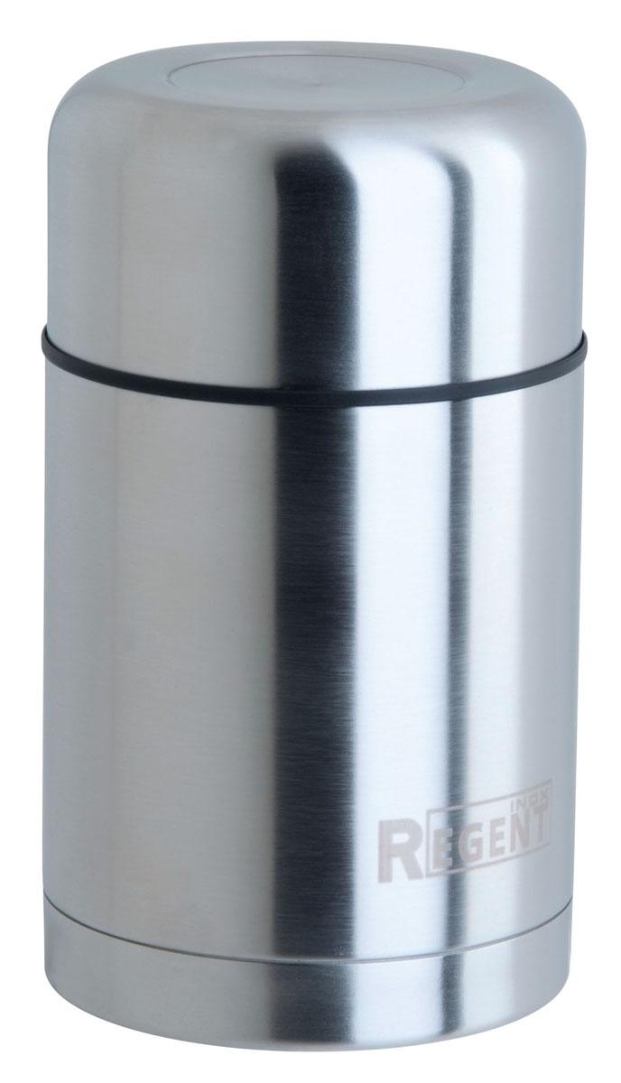Термос Regent Inox, 0.75 л. 93-TE-S-2-75093-TE-S-2-750Термос Regent Inox изготовлен из высококачественной пищевой нержавеющей стали с современной технологией теплоизолляции. Высокая надёжность и долговечность. Имеется глубокий вакуум и двойная металлическая колба, способствующая более длительному сохранению тепла. Термос удобен в использовании дома, на даче, в турпоходе и на рыбалке. Пригодится на работе, в офисе и командировке, экономит электроэнергию и время.