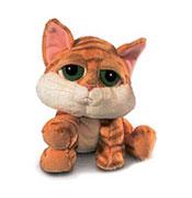 Мягкая игрушка Кот Пиперс Чили, 23 см23454Забавный кот с большими глазами и маленькими ушами порадует каждого и подарит хорошее настроение своему обладателю. Кот очень приятен на ощупь. Игрушка абсолютно безопасна для детей, так как выполнена из нетоксичных и неаллергенных материалов