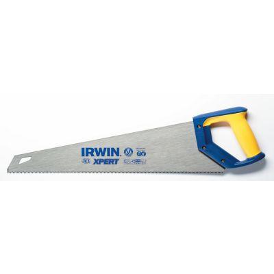 Ножовка по дереву Irwin Xpert Fine, 37,5 см10505555Ножовка по дереву Irwin Xpert имеет мелкие зубья на конце пилы для легкого запиливания. Углубления между соседними зубьями для интенсивного удаления стружки, быстрого распила. Эргономичная рукоятка обеспечивает удобство в использовании.