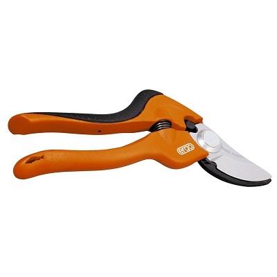 Секатор Bahco Expert, цвет: черный,оранжевый, 18 смPG-S1-FСекатор Bahco широко применяется в садоводстве. Имеет эргономичные рукоятки, что создает удобство при использовании. Лезвие оснащено особым покрытием, которое защищает инструмент от коррозии.