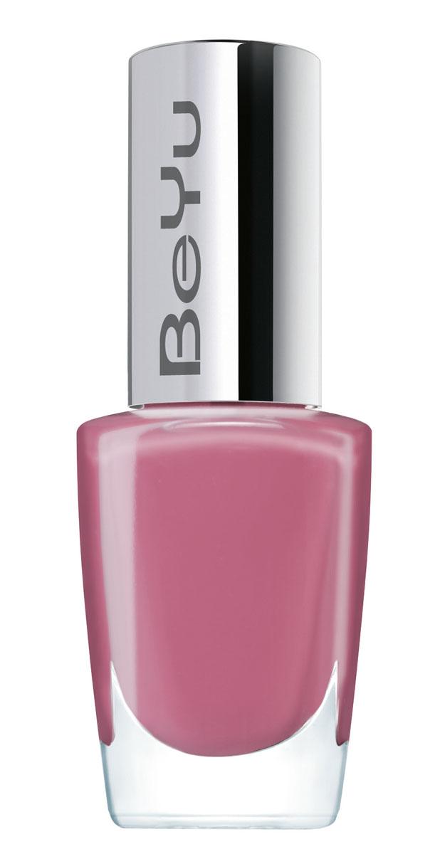 """BeYu Стойкий лак для ногтей """"Long-Lasting"""", тон №186, терпкий розовый, 8 мл"""