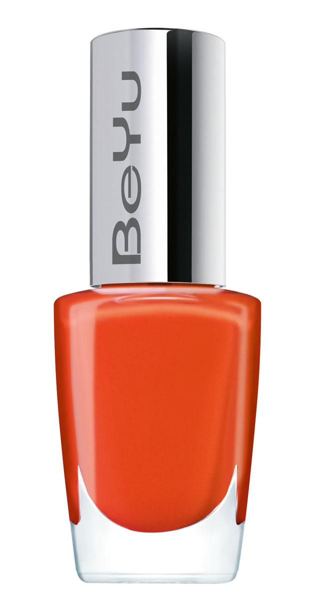 BeYu Стойкий лак для ногтей Long-Lasting, тон №109, оранжевый всплеск, 8 мл310.109Долго держащийся лак для ногтей BeYu Long-Lasting, в новом дизайне и с улучшенной текстурой. Новая структура лака Long-Lasting гарантирует идеально гладкий и ровный маникюр. Благодаря улучшенной форме кисточки нанесение стало более комфортным и простым. Кисточка имеет плоскую и одновременно широкую форму, благодаря чему нанесение лака, даже для непрофессионалов, происходит равномерно и точно. Текстура лака и кисточка идеально сочетаются между собой. Лак наносится максимум в два слоя, текстура идеально покрывает ногти и придает им бриллиантовый, ультра сияющий цвет. Этот лак для ногтей быстро сохнет и держится, благодаря своей супер стойкости, очень долго. Завершается повторный выпуск ряда лаков для ногтей BeYu простой формой флакона. Супер стойкий. Быстро сохнет.