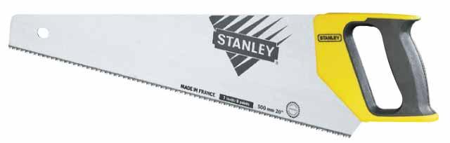 Ножовка универсальная Stanley FineFinish, 38 см1-20-002Ножовка универсальная 380 мм