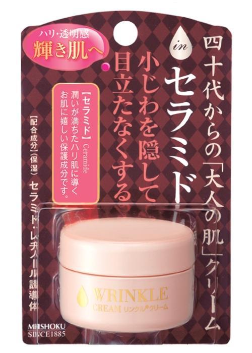 Meishoku Лифтинг-крем для области глаз и губ, с церамидами, 28 г111587Крем Meishoku предназначен для сохранения красоты и молодости при первых признаках старения кожи. Рекомендуется для ухода за кожей вокруг глаз и губ после 40 лет. Активные компоненты в составе крема обеспечивают необходимым увлажнением, восстанавливают упругость и эластичность кожи области глаз и губ.