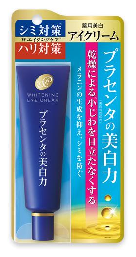 Meishoku Крем для кожи вокруг глаз, с экстрактом плаценты, с отбеливающим эффектом, 30 г