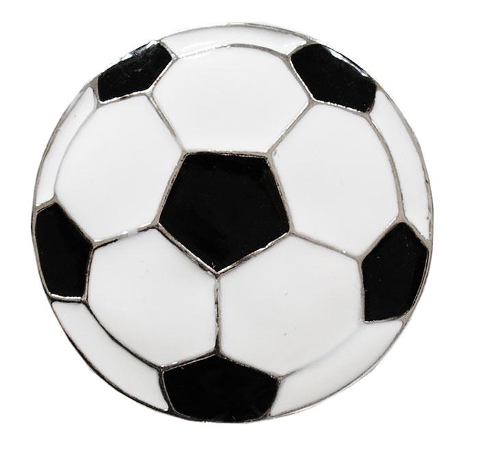 """Наклейка универсальная """"Футбольный мяч"""", на любую поверхность"""
