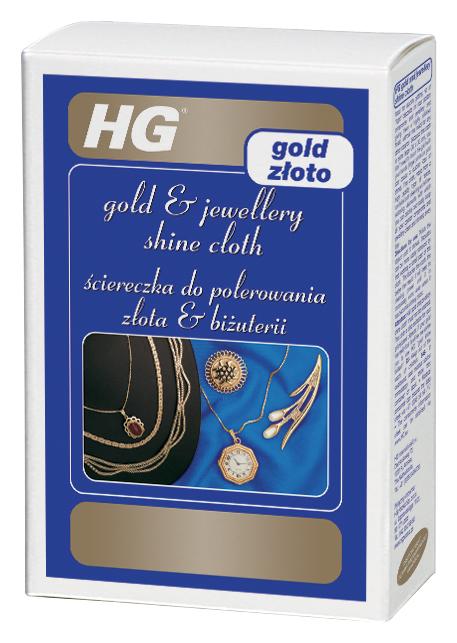 Салфетка HG для придания блеска золоту, 30 см х 30 см433000106Салфетка HG для придания блеска золоту выполнена из высококачественного материала и пропитана специальным раствором. Она придаст блеск вашим ювелирным украшениям из золота. Идеально подходит для ежедневного ухода. Салфетка сохраняет все свои полирующие свойства, даже если она потеряла ворс и стала очень темного цвета.
