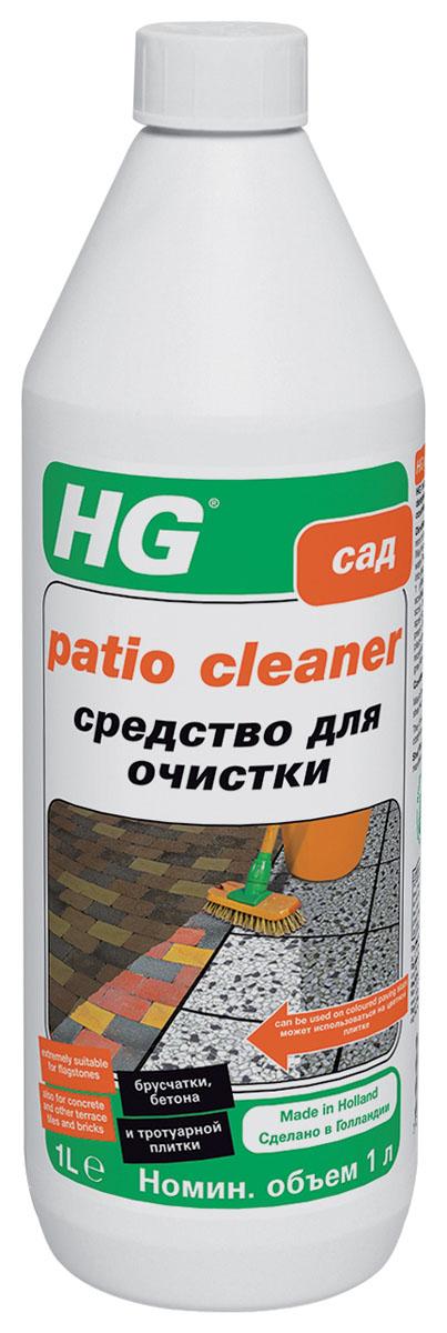Средство HG для очистки брусчатки, бетона и тротуарной плитки, 1000 мл183100161Средство HG - высококонцентрированным очиститель, который был разработан специально для очистки тротуарной плитки, брусчатки, бетона. Инструкции по применению: Смочите очищаемую поверхность, не оставляя луж. Приготовьте раствор из 1 части средства и 4 частей воды. Нанесите получившийся раствор на очищаемую поверхность щеткой. Оставьте для воздействия на 5-10 минут. Если в течение этого времени поверхность будет подсыхать, ее необходимо смачивать раствором снова. После этого смойте загрязнения и раствор большим количеством воды.