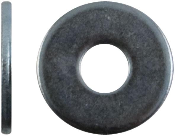 Набор оцинкованных шайб М12, 50 шт29112-0Шайбой называется крепежное изделие в форме кольца, подкладываемое под головку болта, винта или под гайку. Она защищает соединение от самопроизвольного развинчивания, уменьшает давление на опорную поверхность, а также предохраняет крепежные элементы от механических повреждений.