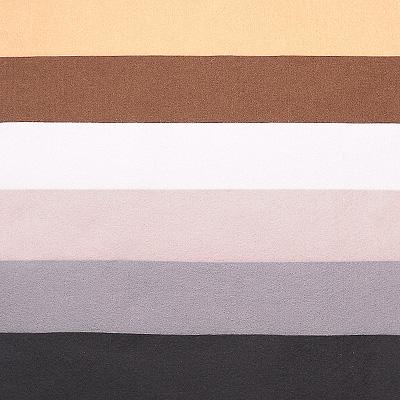 Набор лоскутов из войлока Richard Wernekinck Wolgroothander, 20 х 30 см, 6 шт. 560221-Н05560221-Н05Набор Richard Wernekinck Wolgroothander состоит из 6 войлочных лоскутов разных цветов. В набор входят следующие цвета: кофе с молоком, темно-коричневый, светло-серый, серый, мышиный, черный. Войлок (фетр) произведен в Голландии на фабрике Richarda Wernekincka, где очень строгий контроль за качеством выпускаемой продукции. А многолетний опыт работы позволил добиться в производстве войлока (фетра) самого высокого класса. Данный войлок (фетр) очень мягкий и приятный на ощупь, стойкие, яркие цвета. Работа с ним доставит вам только положительные эмоции, а результат будет радовать вас долгие годы.