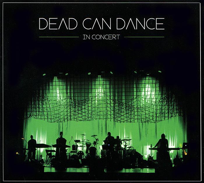 Dead Can Dance. In Concert (2 CD)