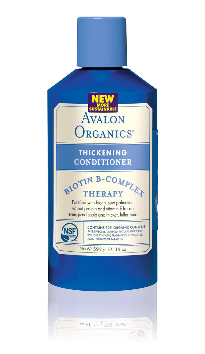 Avalon Organics Кондиционер для волос Биотин, 400 млAV36122Уникальный органический комплекс с биотином увлажняет, смягчает и интенсивно насыщает структуру питательной влагой. Способствует сцеплению и более плотному прилеганию кератиновых клеток, что восстанавливает поврежденные участки стержня волос, способствует утолщению его поверхностного слоя. Стимулируя, питая и укрепляя фолликулы, предотвращает выпадение, активизирует рост здоровых волос и увеличивает общий объем. Характеристики: Объем: 400 мл. Артикул: AV36122. Производитель: США. Товар сертифицирован.