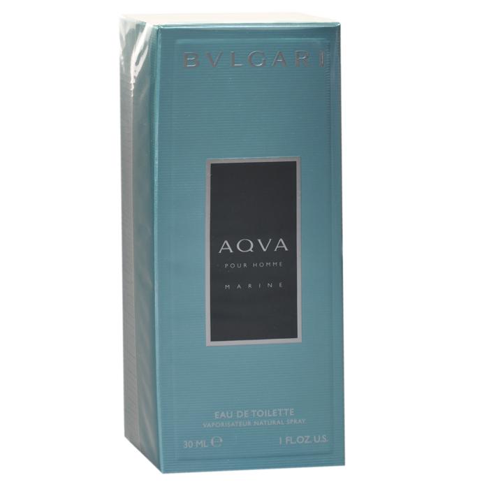 Bvlgari Туалетная вода Aqva Pour Homme Marine, 30 мл