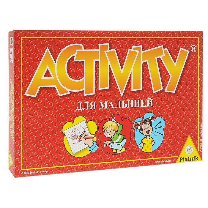 Piatnik Настольная игра Activity для малышей ( 776441 )