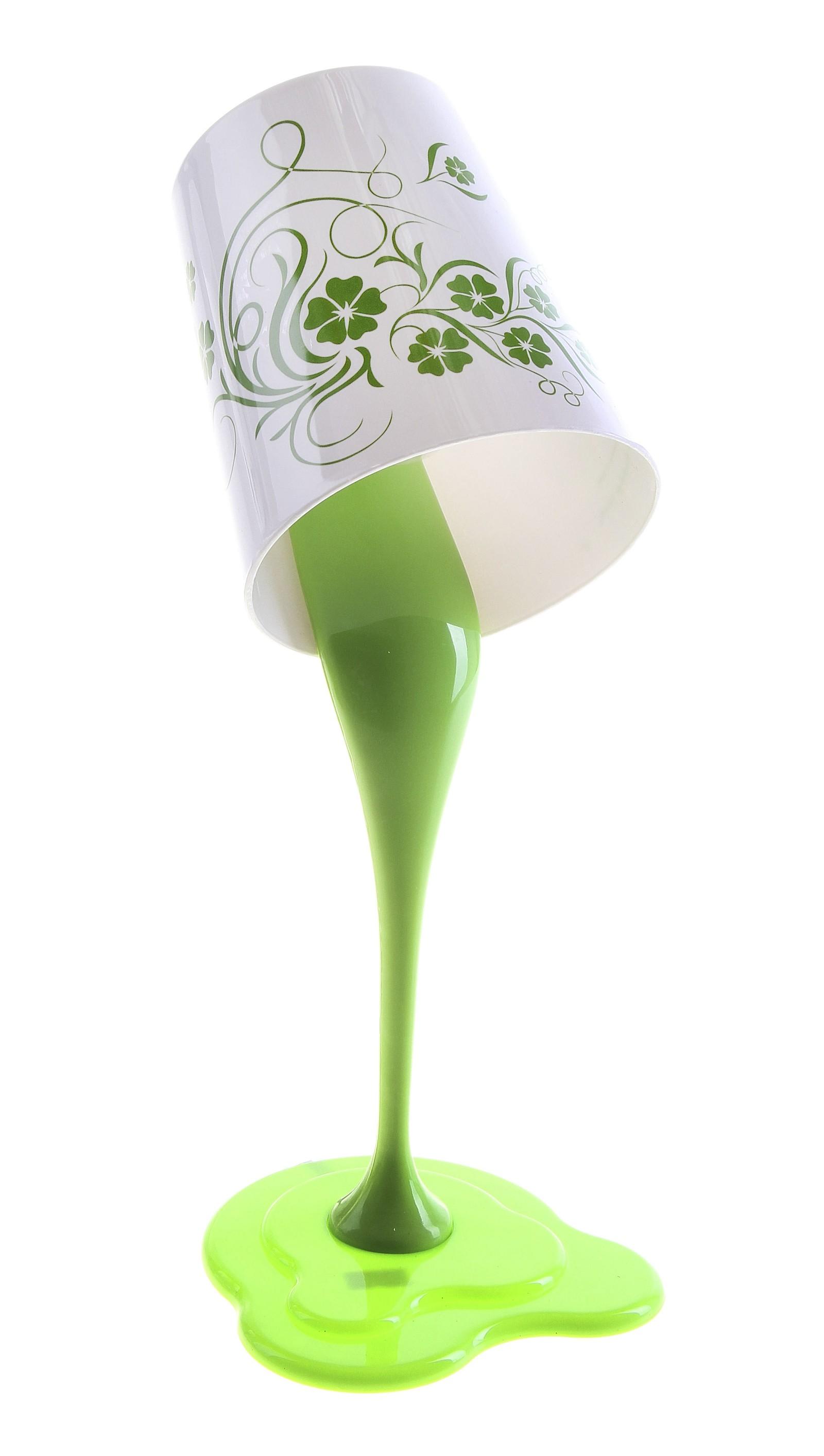 """Sima-land Светильник """"Зеленая чашка"""", высота 38 см. 737101"""