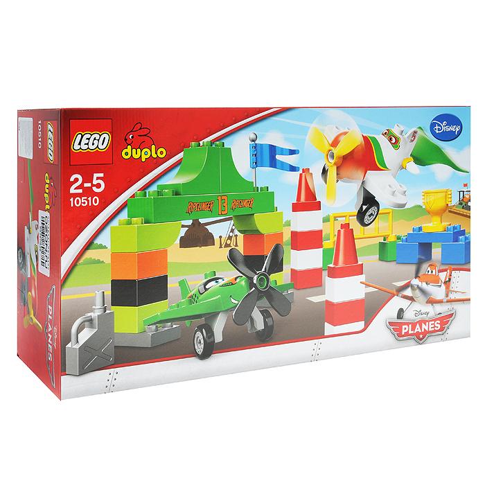 LEGO Duplo Конструктор Воздушная гонка Рипслингера