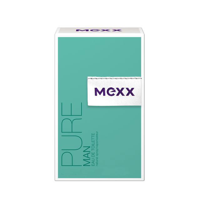 Mexx Туалетная вода Pure Man, 30 мл0737052682655Расслабляющий свежий аромат Mexx Pure идеален для ежедневного применения летом. Прохладные, чистые и звонкие нотки освежают, дарят блаженство и душевное равновесие. Мужская версия Mexx Pure источает древесный аромат, подчеркнутый прохладой водных нот. Мужской парфюм тоже окрашен в светло-зеленые нюансы, но имеет другой оттенок. Отличается и форма флакона. Аромат Mexx Pure Man встречает пряными нотками кардамона и перца. Весьма оригинальный нюанс - жаренные зеленые томаты. Его дополняют водные аккорды, мох и древесные ингредиенты. Классификация аромата : водный, древесный. Пирамида аромата : Верхние ноты: перец, кардамон. Ноты сердца: аромат жаренных зеленых помидоров, водный аккорд. Ноты шлейфа: дубовый мох, древесина. Ключевые слова Безмятежный, гармоничный, прохладный, свежий, чистый!