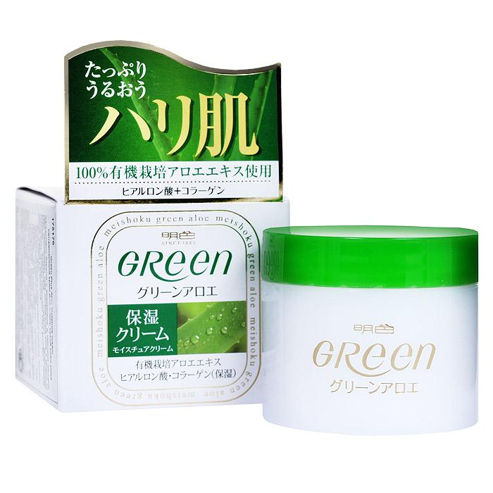 Meishoku Увлажняющий крем, для очень сухой кожи лица, 48 г175176Увлажняющий крем Meishoku эффективно борется с морщинами и темными пятнами. Крем обеспечивает коже оптимальный уход и защиту от внешних воздействий. Содержит увлажняющие компоненты, которые позволяют коже выглядеть свежей, чистой, гладкой и эластичной.